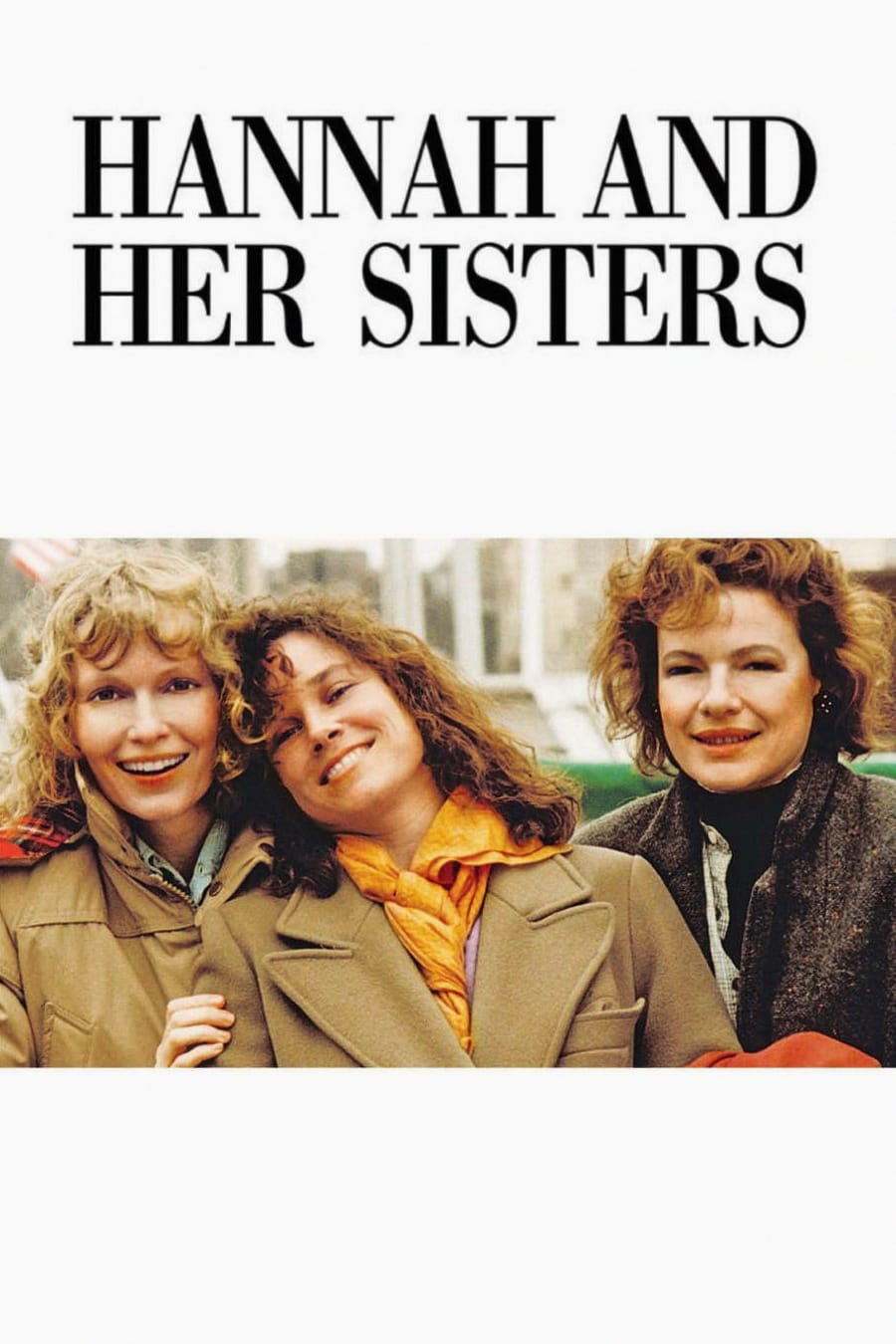 """Poster for the movie """"Hannah and Her Sisters"""""""
