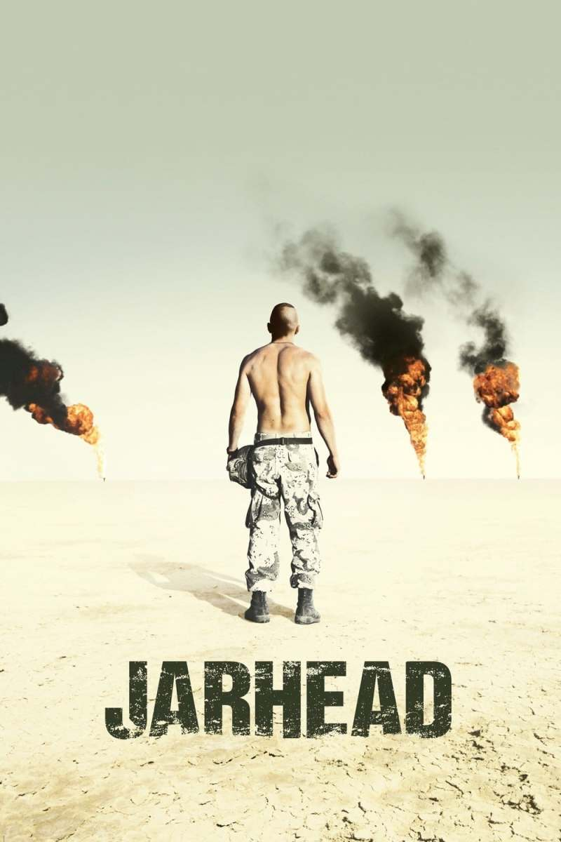 "Poster for the movie ""Jarhead"""