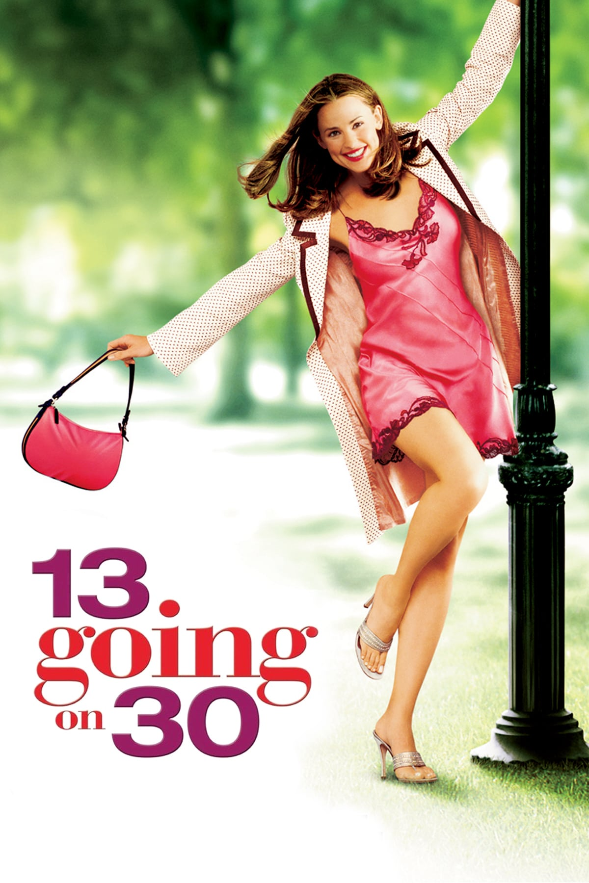 """Poster for the movie """"13 Going on 30"""""""