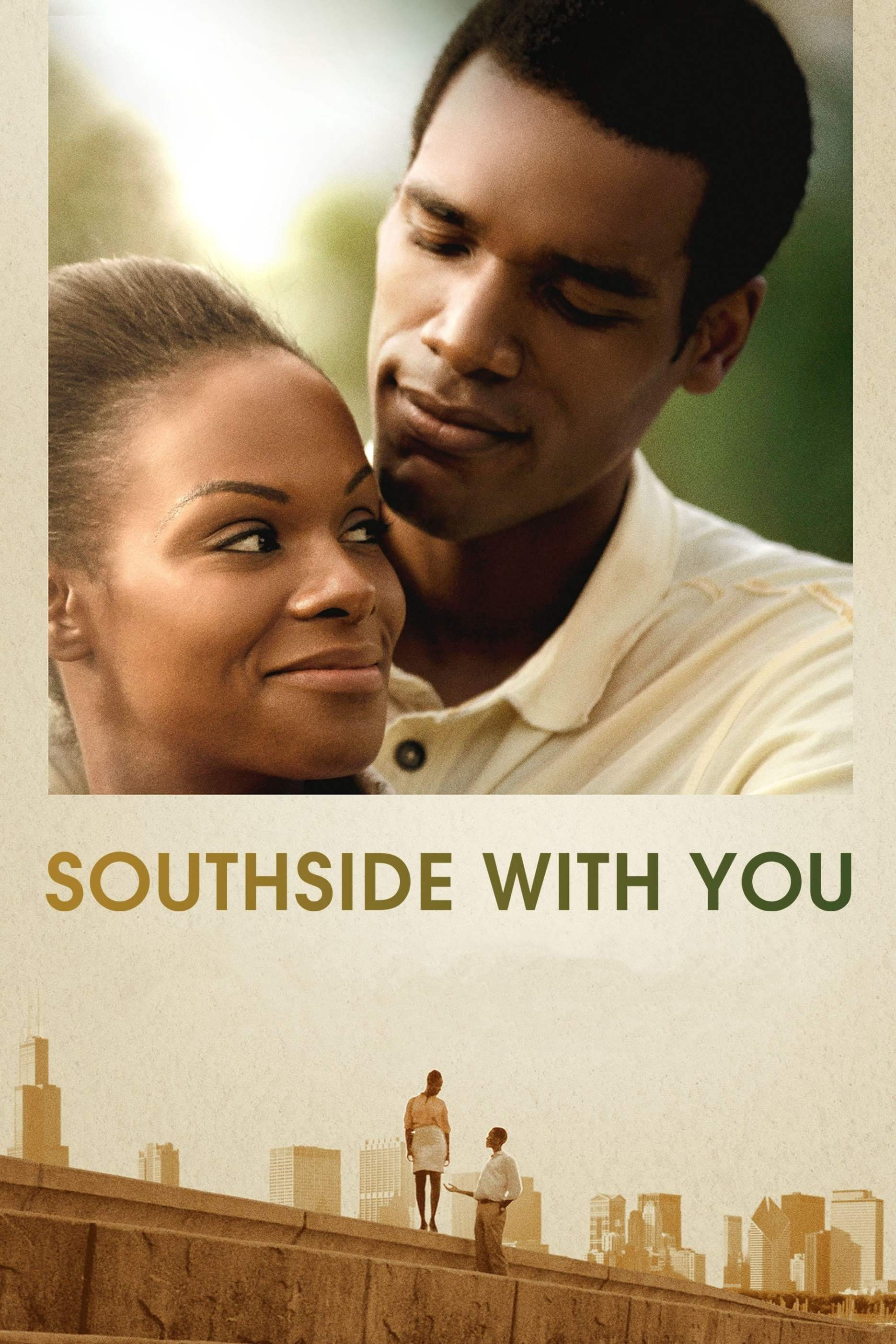 """Poster for the movie """"Southside with You"""""""