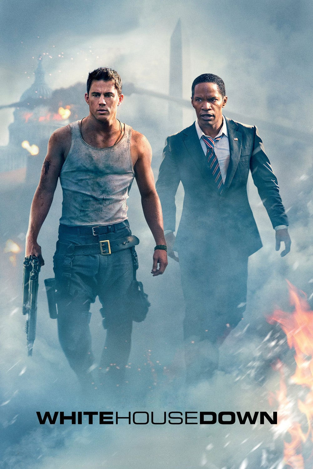 """Poster for the movie """"White House Down"""""""