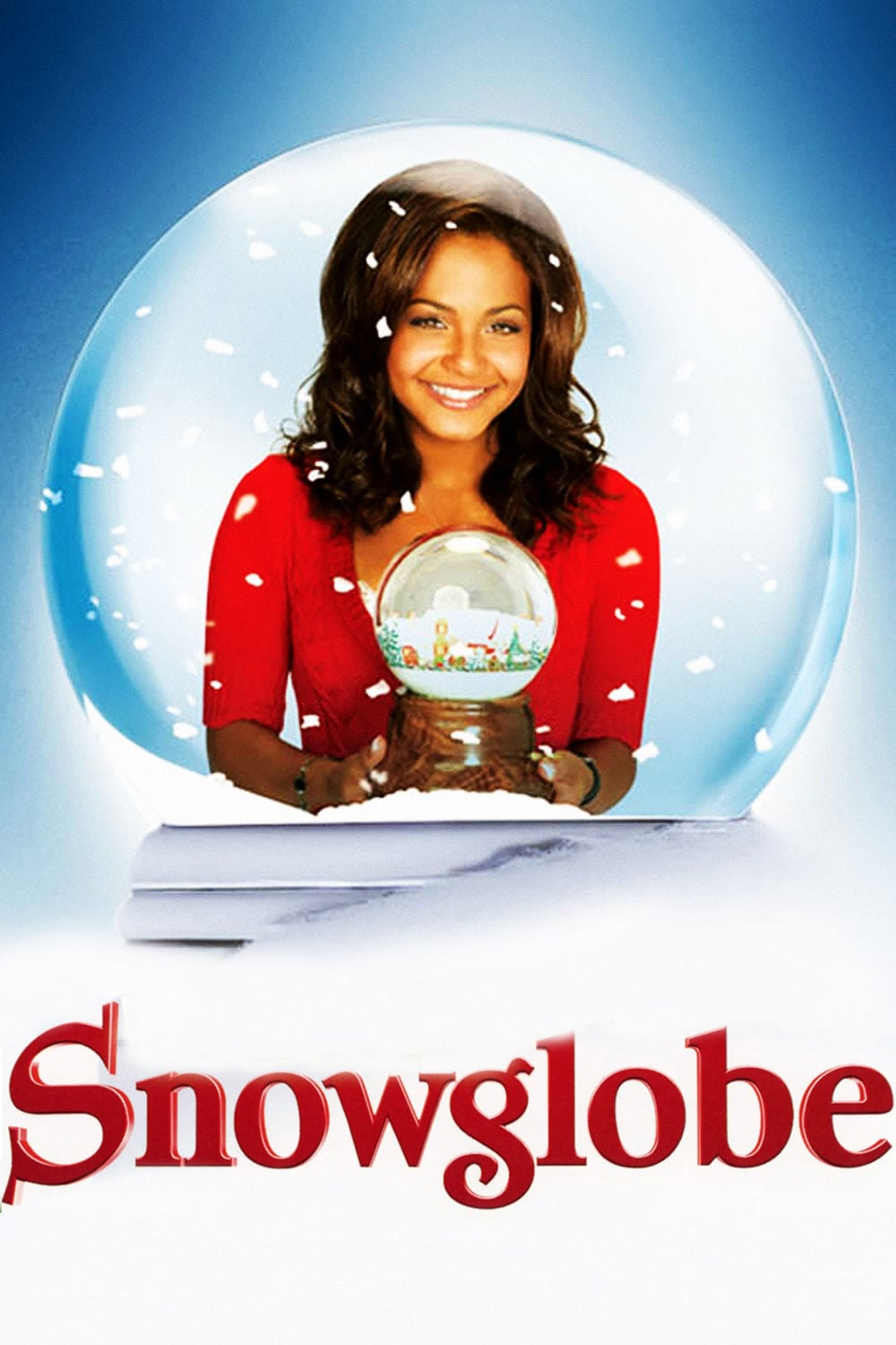 """Poster for the movie """"Snowglobe"""""""