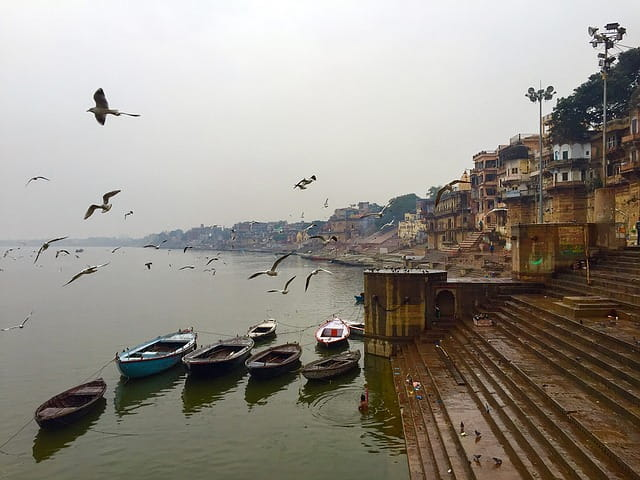 Ghats Best Places To Visit In Mathura Near Krishna Janmabhoomi