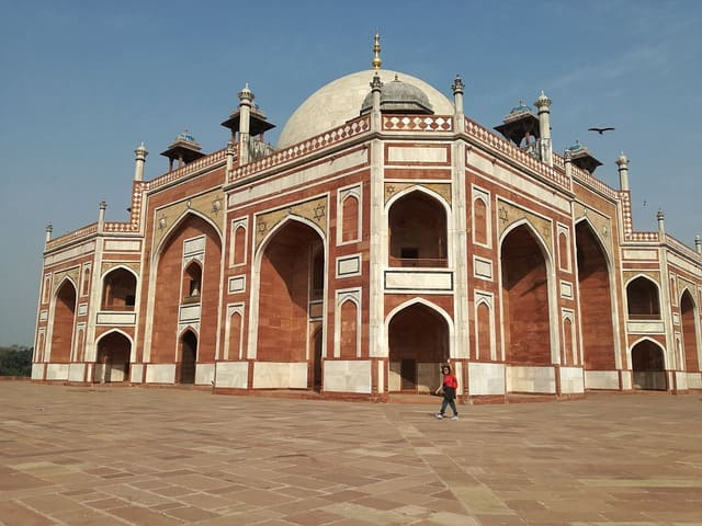 Humayun Tomb Architecture Historical Places In Delhi