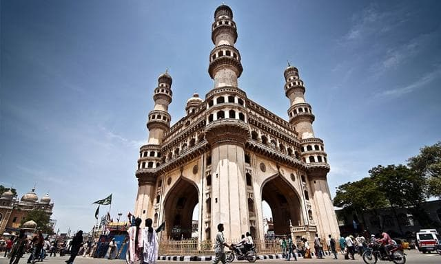 Historical Places In India Charminar History