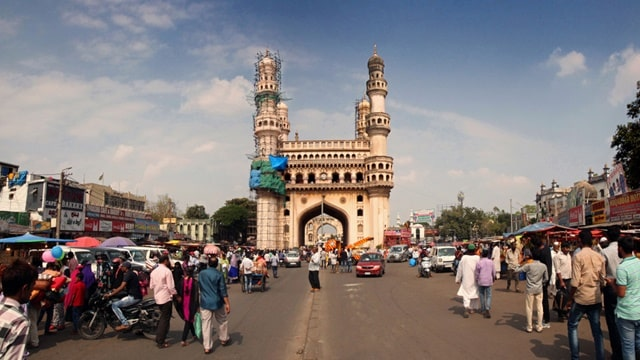 What Is There To See In Charminar Monument?
