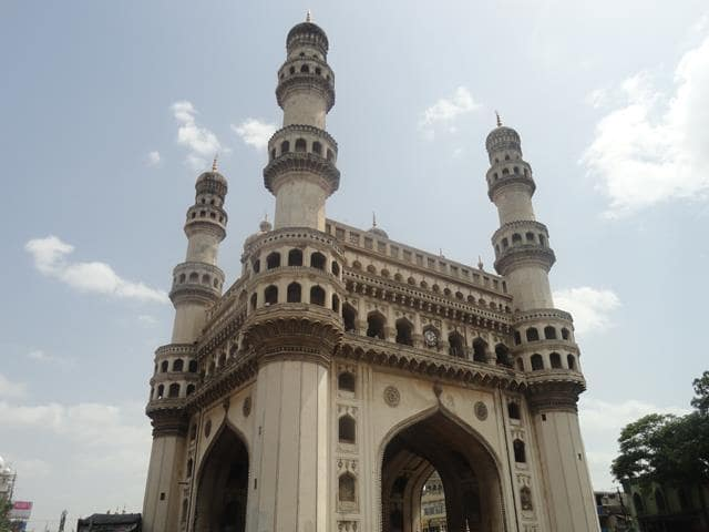 What Rock Is Used To Make Charminar?