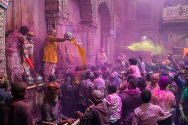 Best Place To Celebrate Holi In Jaipur, Rajasthan