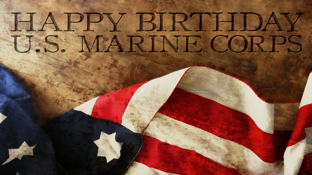 Image result for marine corp birthday 2019