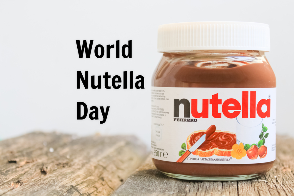 Image result for world nutella day