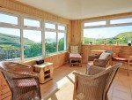 Cottage Shegra Sandwood Bay Sutherland conservatory
