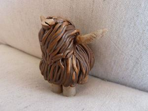 Highland Cow from Uig Pottery