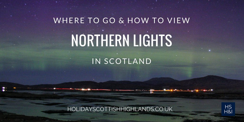 Can you see the Northern Lights in Scotland