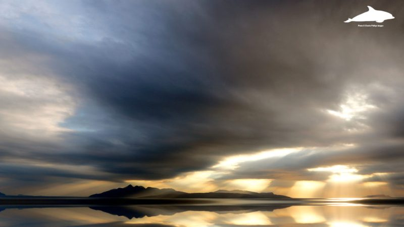Rum and Eigg from Elgol