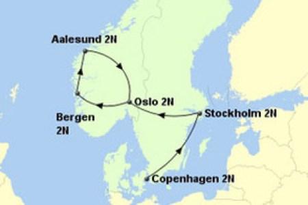 map of scandinavian » Free Interior Design | Mir Detok