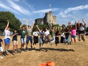 Gita al castello Warwick