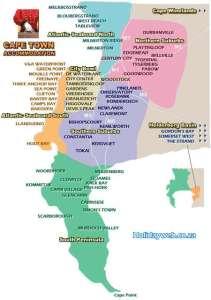 southern suburbs map » ..:: Edi Maps ::.. | Full HD Maps