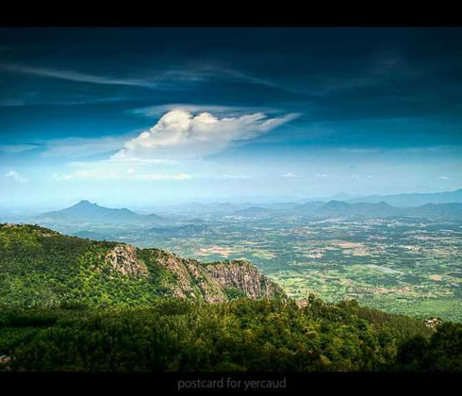 Yercaud, Tourist Places in South India