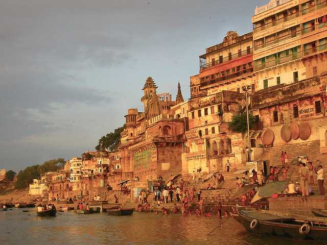 Ganga River, Varanasi, short trip near Delhi