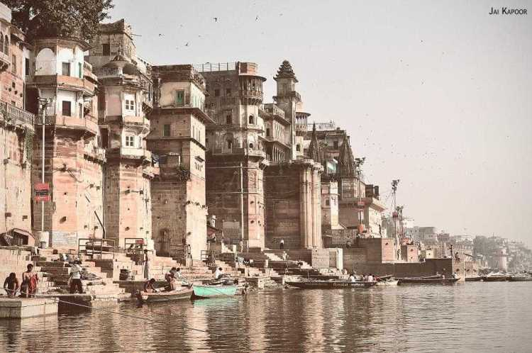 Varanasi, places to visit in november in india