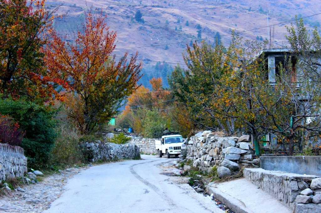 Burua village near manali places to go