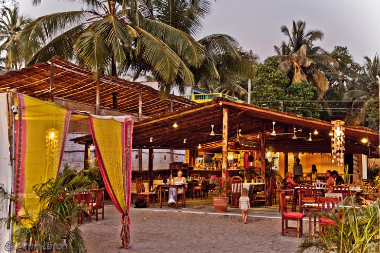 Image result for shacks in goa