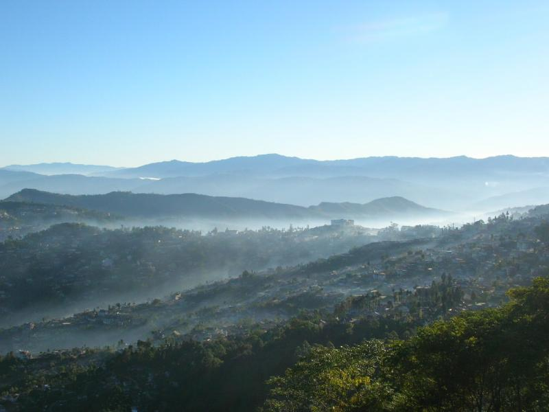 Kohima, Places for holiday in November in India