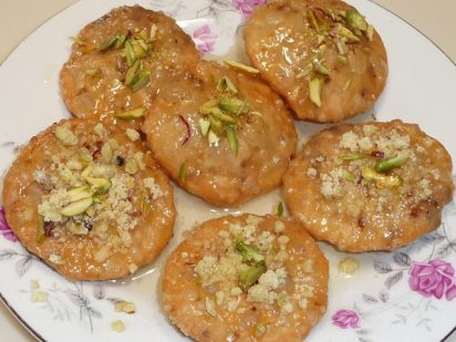Mawa Kachori  Source,  Food of Rajasthan, Rajasthani Food