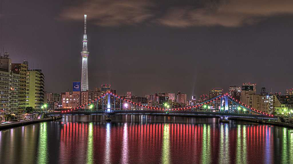 Sightseeing Tokyo Places