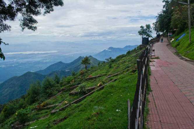 Coakers Walk, Kodaikanal | Hotels, Photos and Timings