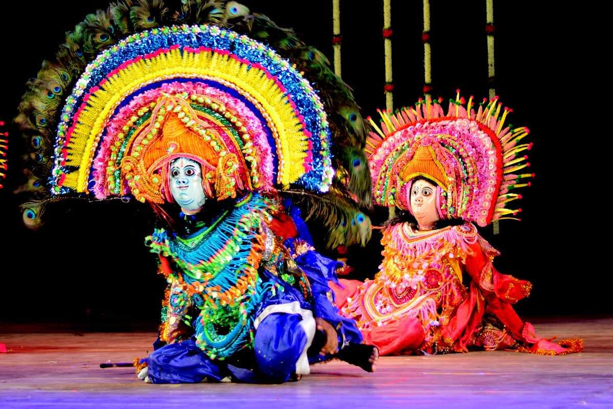 Chhau,  Dances of India