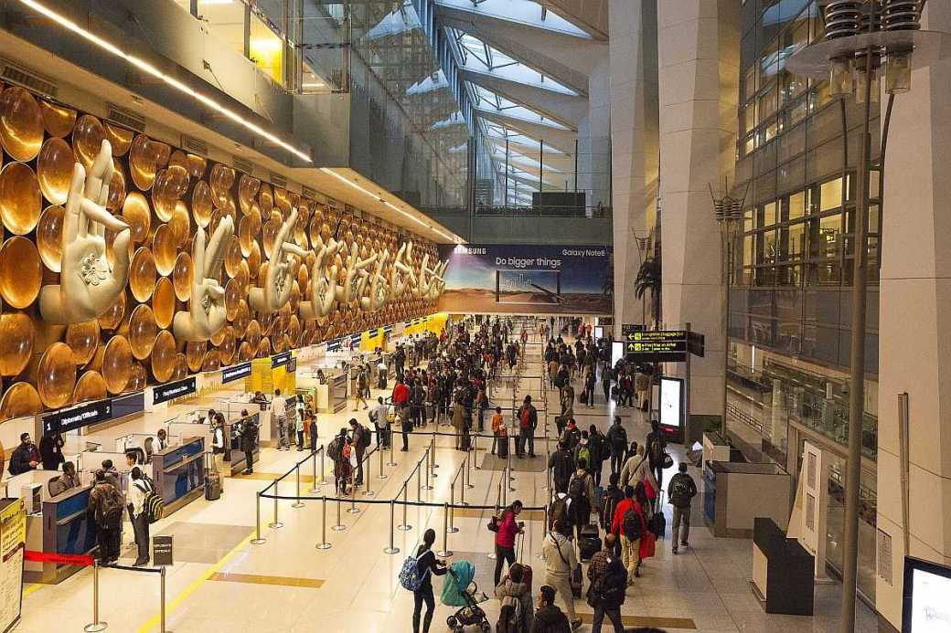 Delhi Airport Asks Flyers To Reach 3-4 Hours Before Departure ...