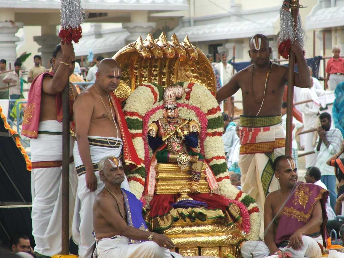 Brahmotsavam in Tirupati 2020 | Dates, Images, How to Reach | Holidify