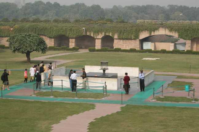 Rajghat Delhi - Cycling Tracks in Delhi NCR