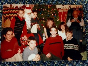 Kolonay Kids at Christmas | Holistic Aging