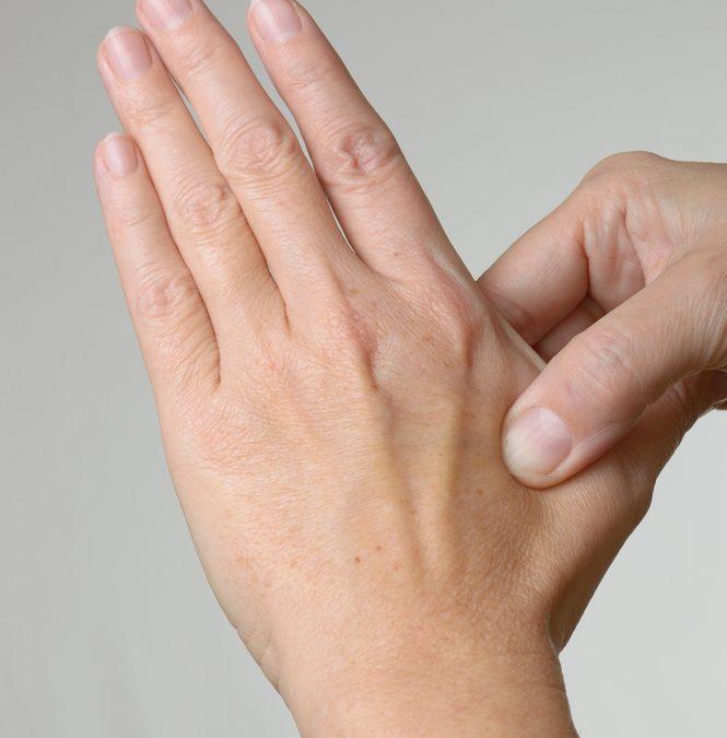 Stress Relief Massage-Acupressure