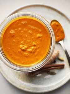 Goldene Kurkumapaste Rezept