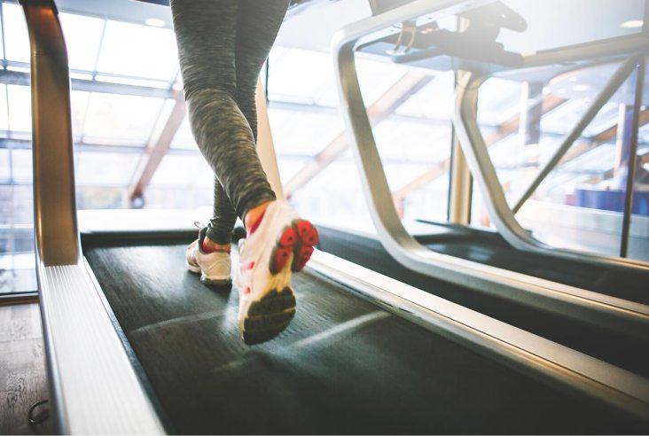 Indoor Training Laufband