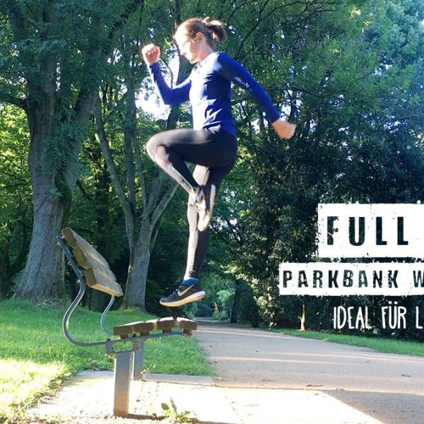 Parkbank Workout Full Body