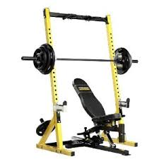 Squat Racks and Power Racks