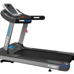 Freeform commercial treadmill