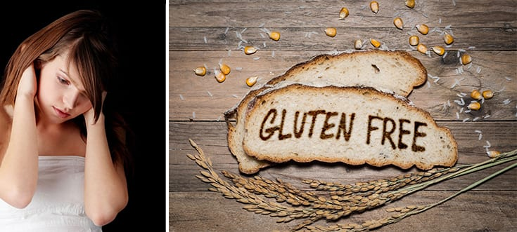 Could gluten literally drive you insane?