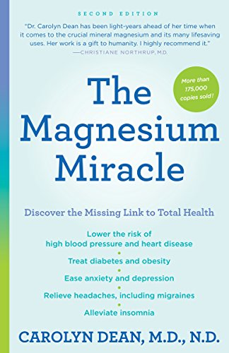 Magnesium Miracle 5 Uses for Magnesium