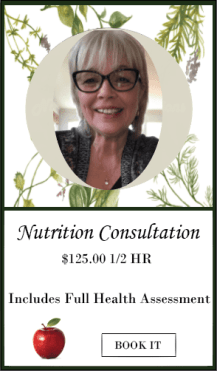 Nutrition Consultations with Val Saliva Profiles
