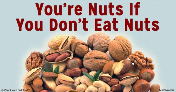 More Proof That Nuts Are Part of a Healthy Diet