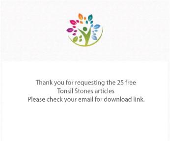 Tonsil Stones2 Tonsil Stones 25 Free Articles