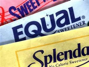 artificial sweeteners Why you can't lose weight using artificial sweeteners