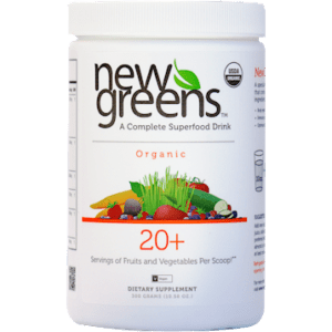 New Greens 1 Chlorine and Fluoride