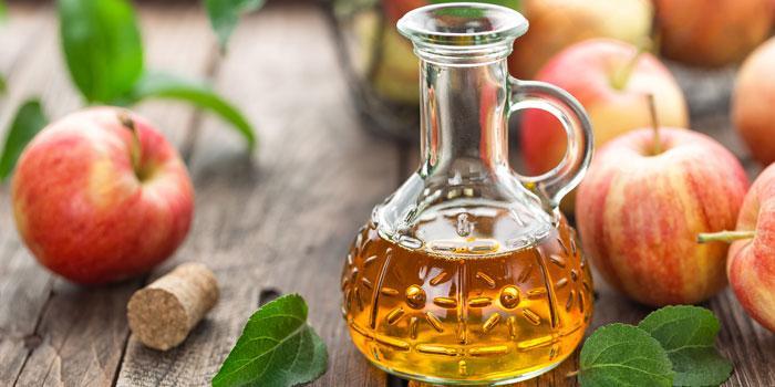 Apple cider vinegar lung detox