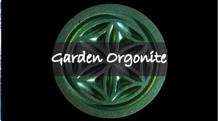 Garden Orgonite For VERY Healthy Plants!